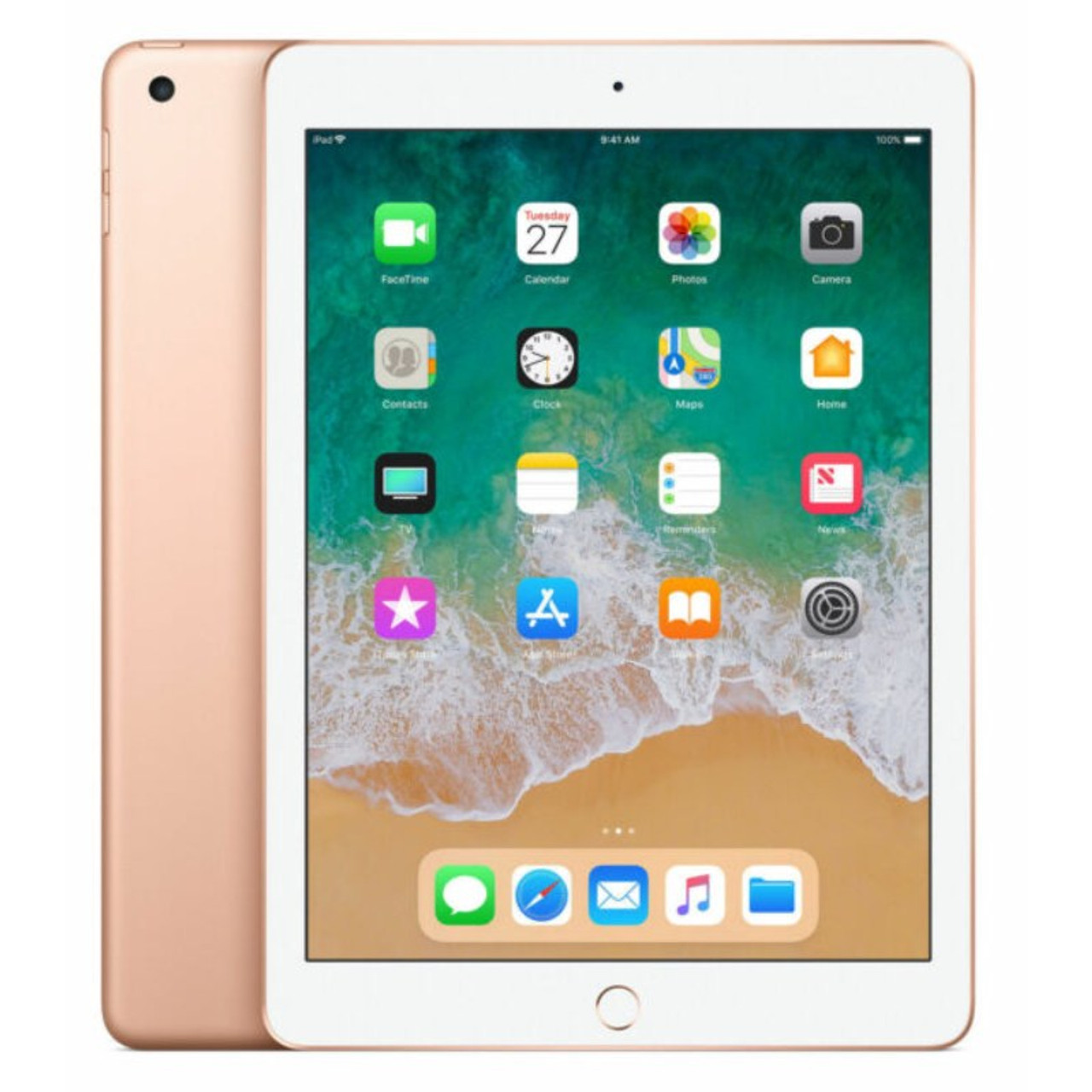 """Apple iPad 6 6th Generation 9.7"""" inch Wifi Only Tablet 32GB - Grey or Gold"""