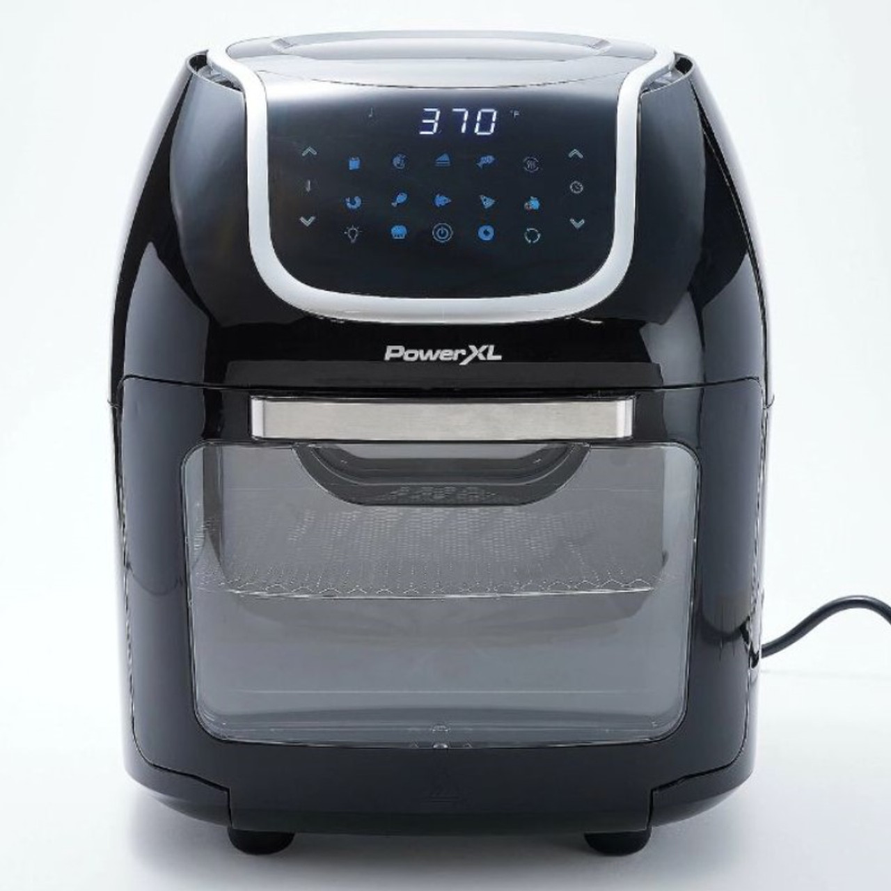 PowerXL 1700W 10-qt Vortex Air Fryer Pro Oven with Presets and Accessories