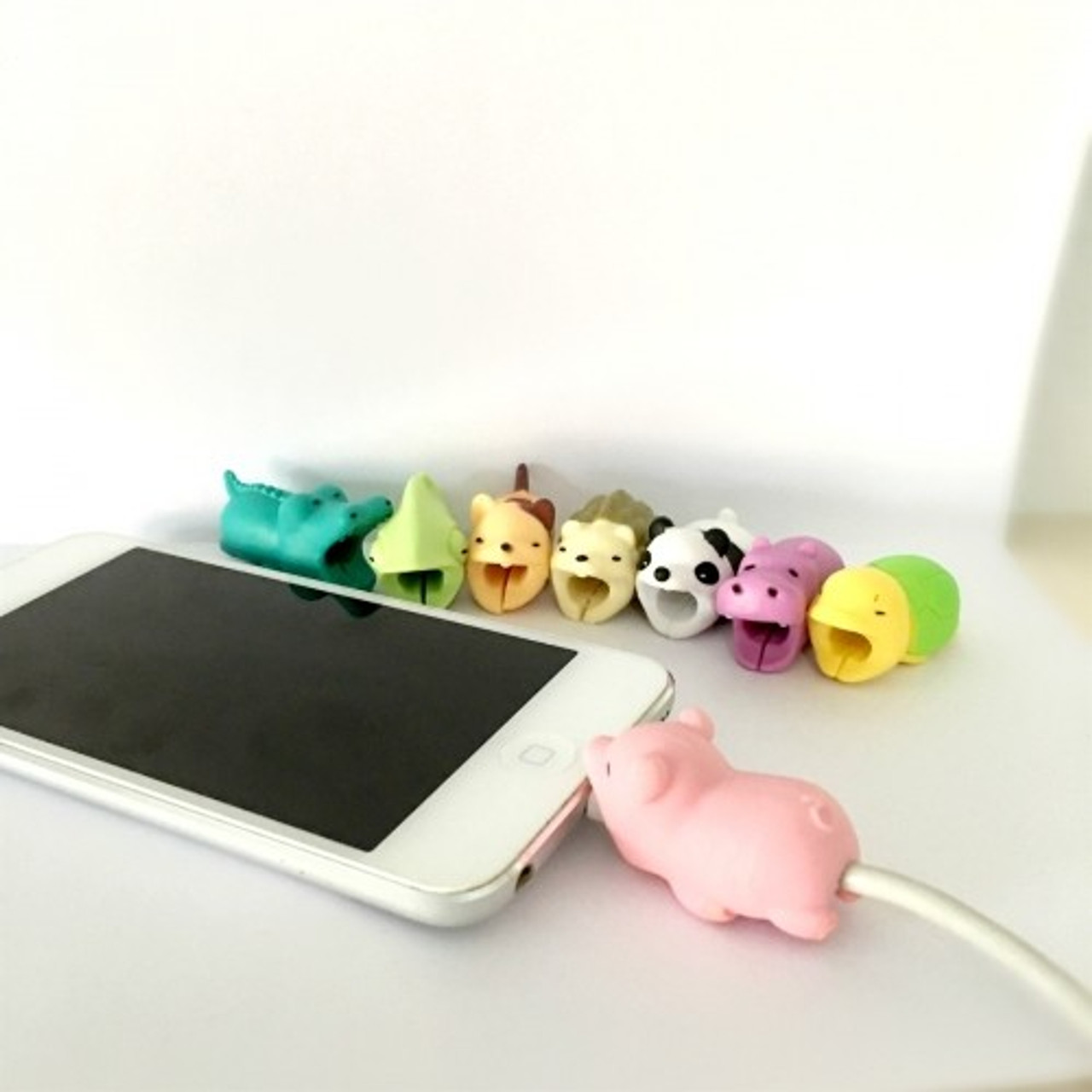 Cute Animal Cord Protector - 5 Styles
