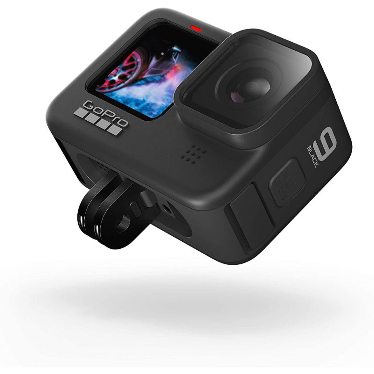 GoPro HERO9 Waterproof Action Camera with Front LCD and Touch Rear Screens