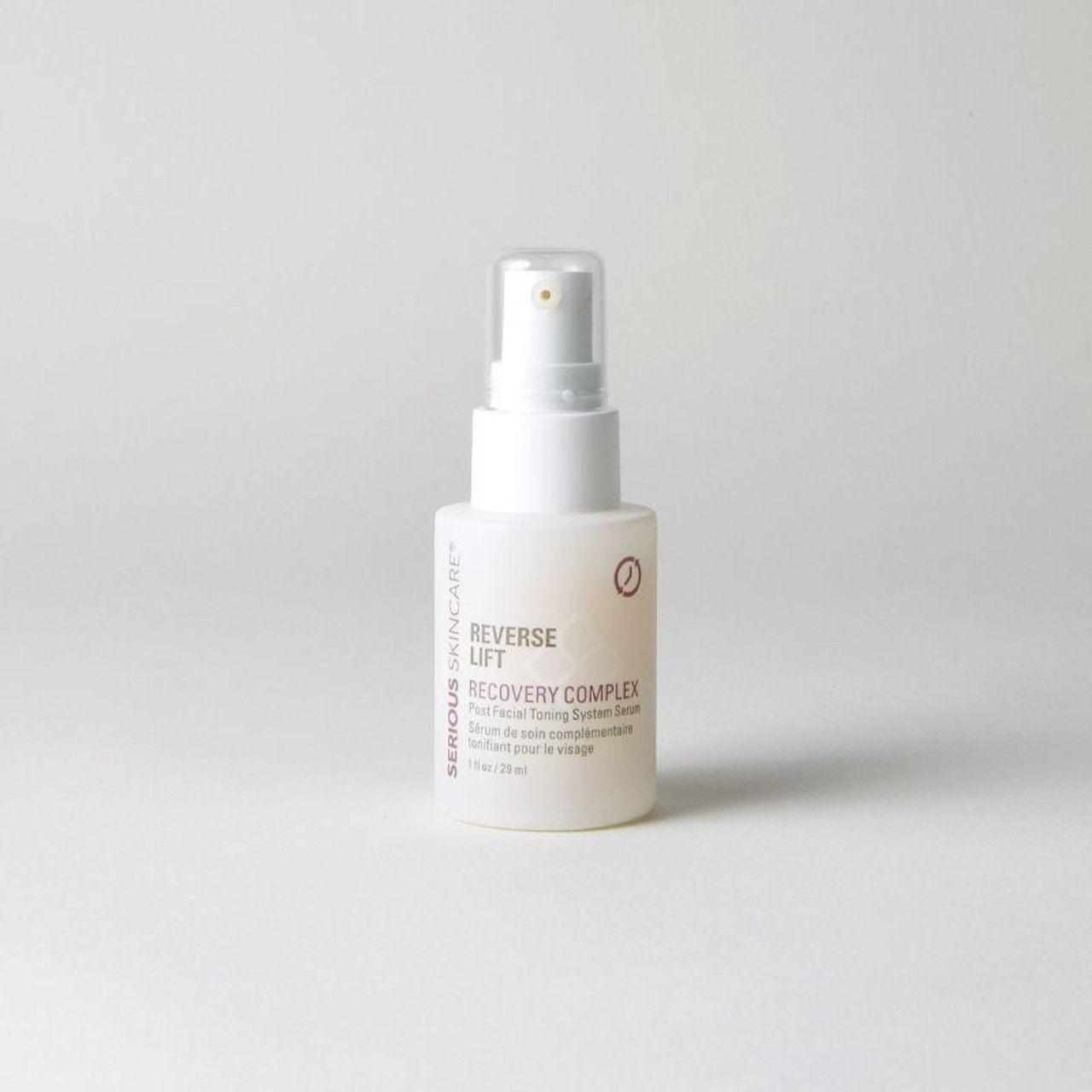 Serious Skin Reverse Lift Recovery Complex Post Facial Toning System Serum