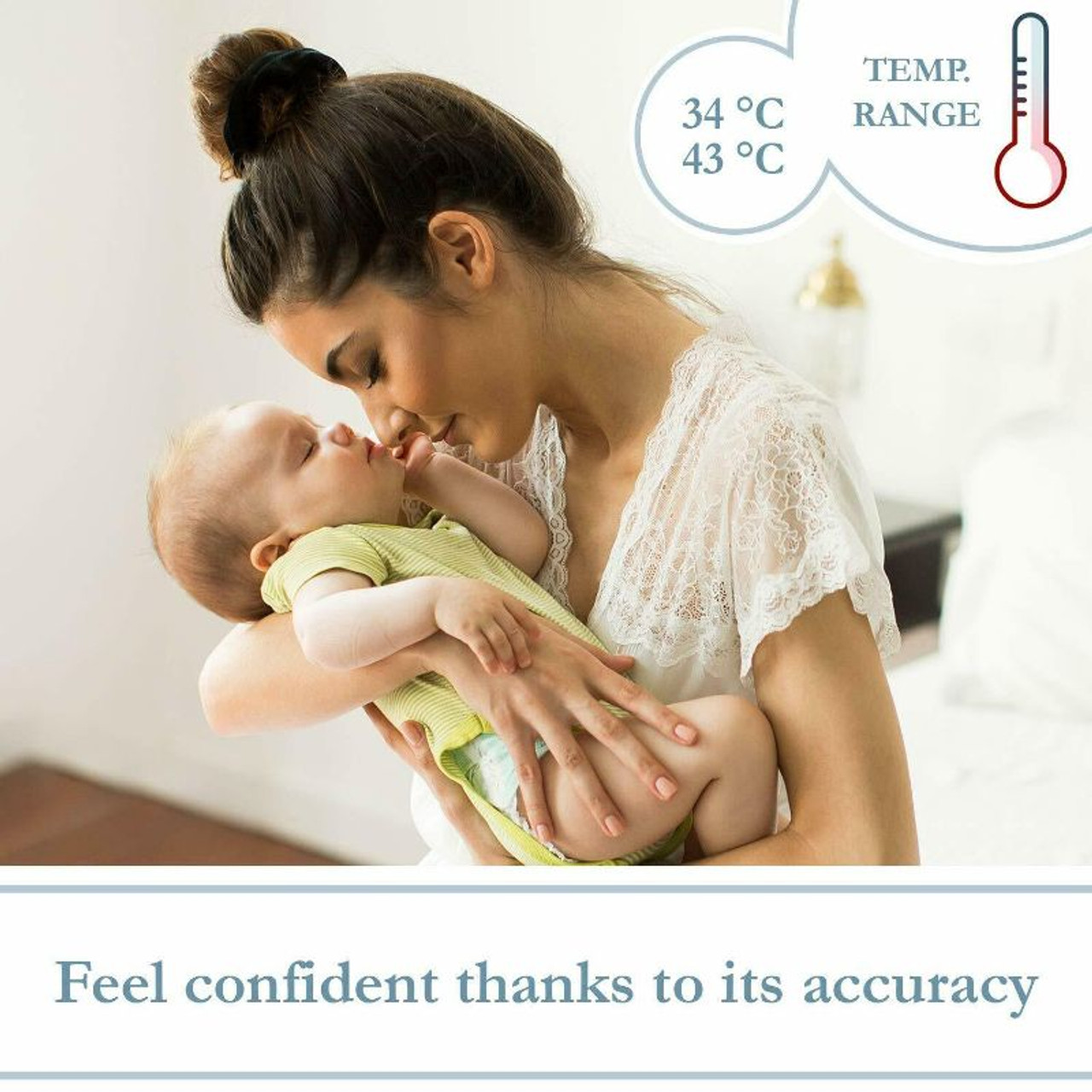 Avec Maman Contactless Thermometer