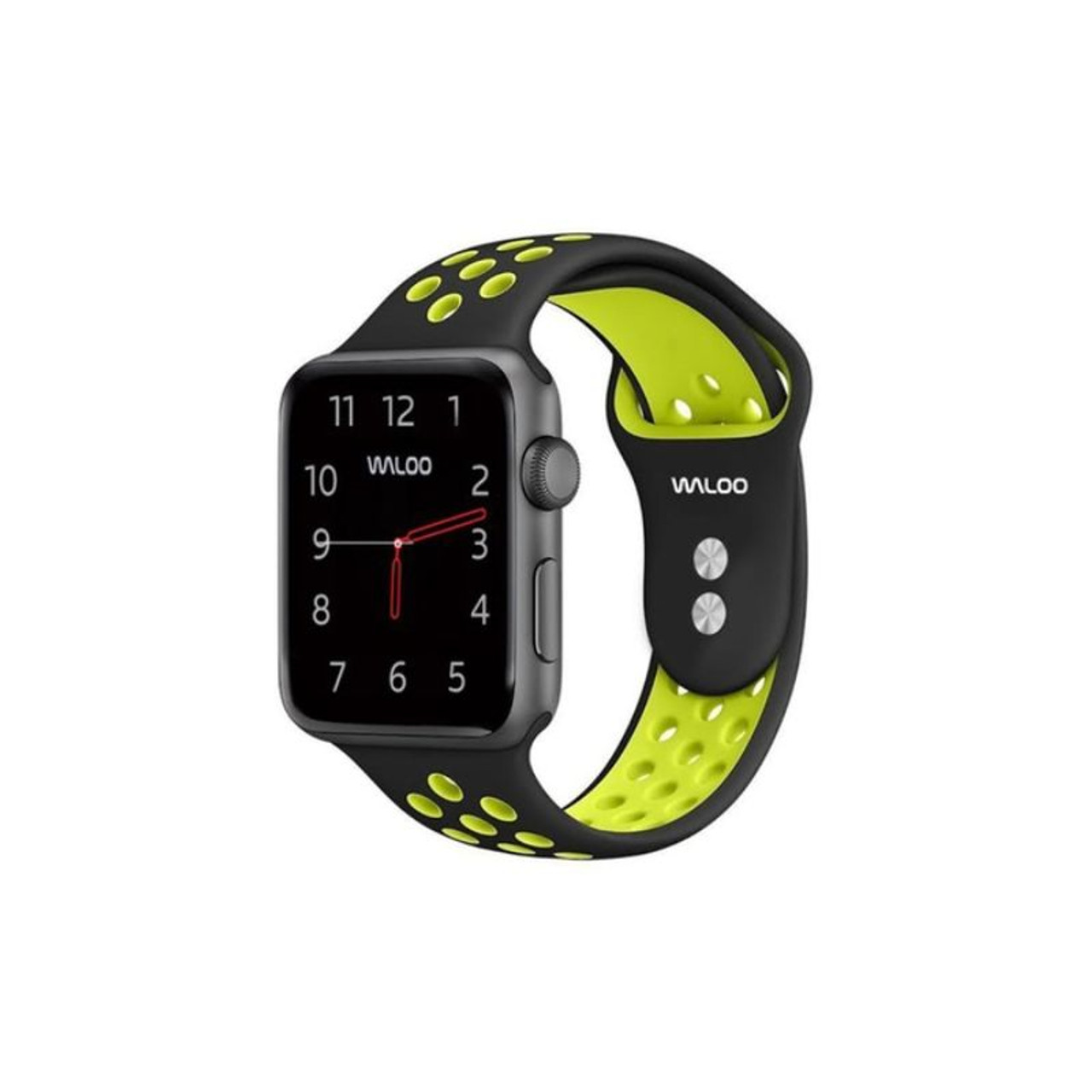 Waloo Breathable Sports Band For Apple Watch Series 1-5