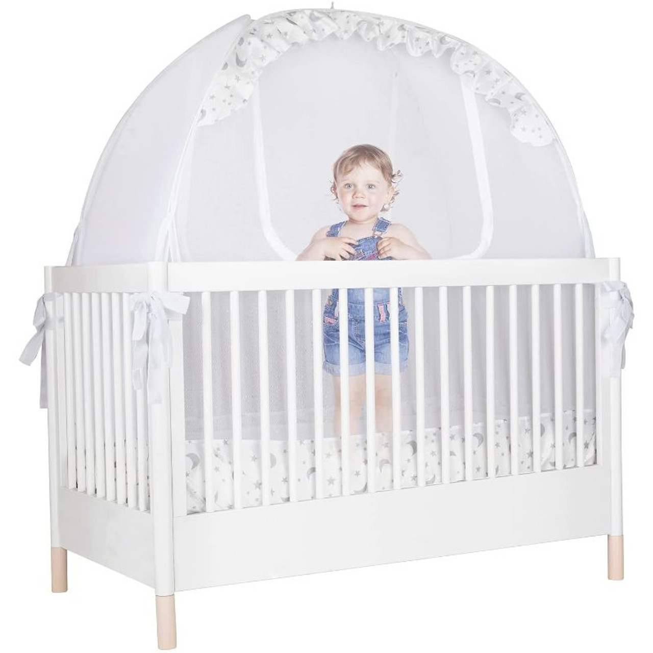 Pro Baby Crib Safety Pop Up Tent