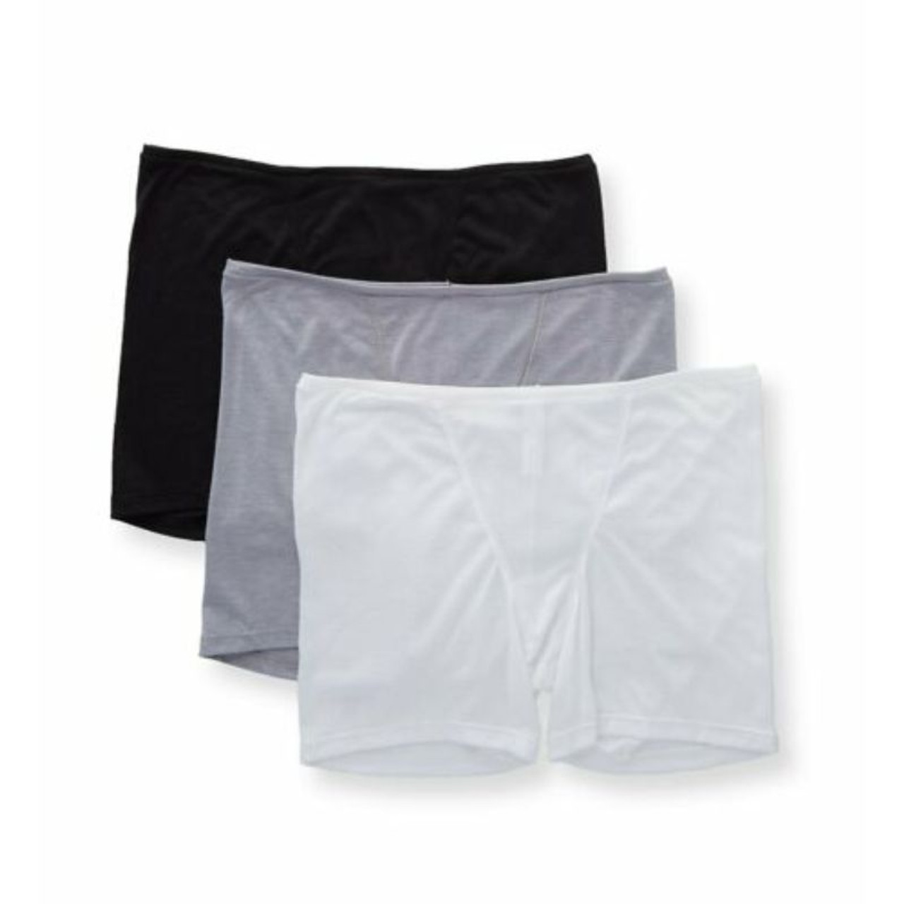 Hanes Ultimate Women's ComfortSoft Lounge Boxer Briefs - 6 Pack