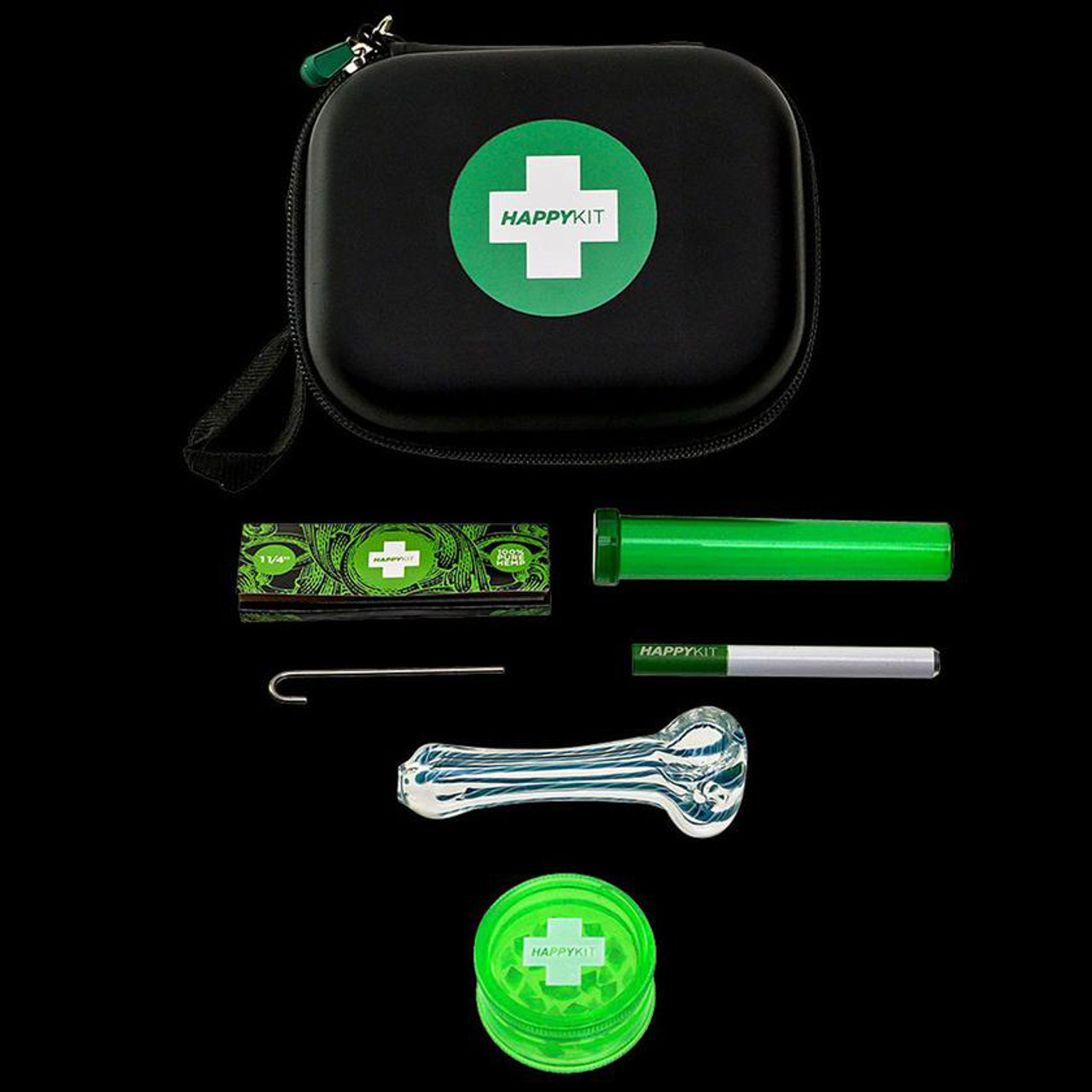 The Happy Kit Deluxe - Smoking Accessories and Case