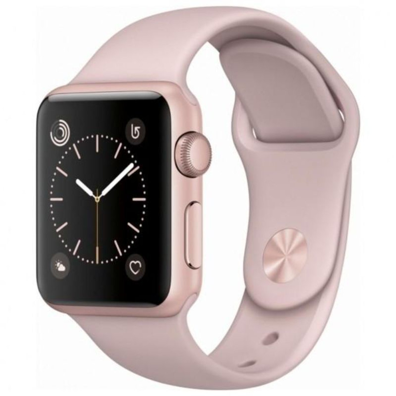 Apple Watch Series 1 38mm or 42mm Smart Watch Aluminum Case with Sport Band