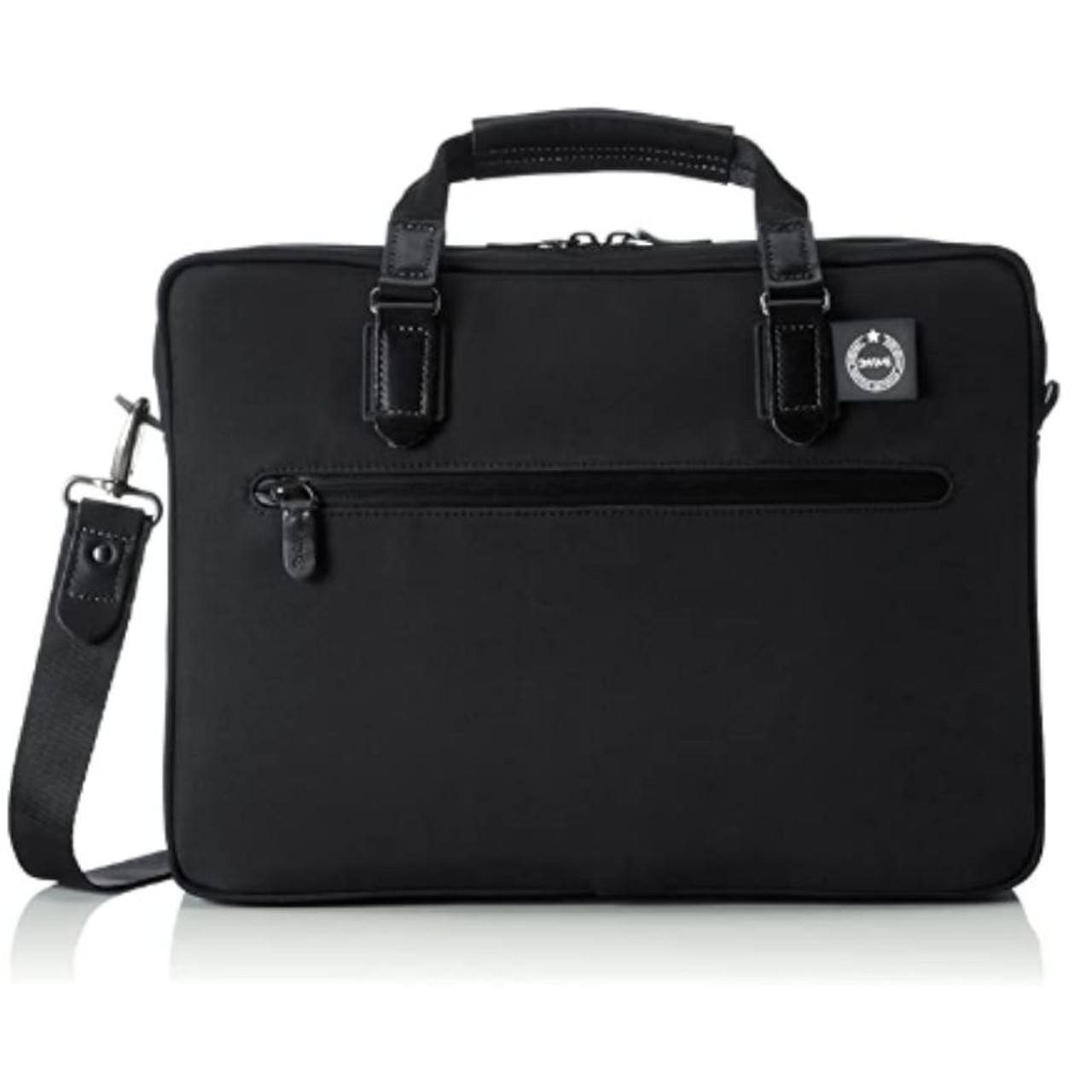 15.6 Inch Water Proof and Resistant Fashionable Briefcase Computer Bag