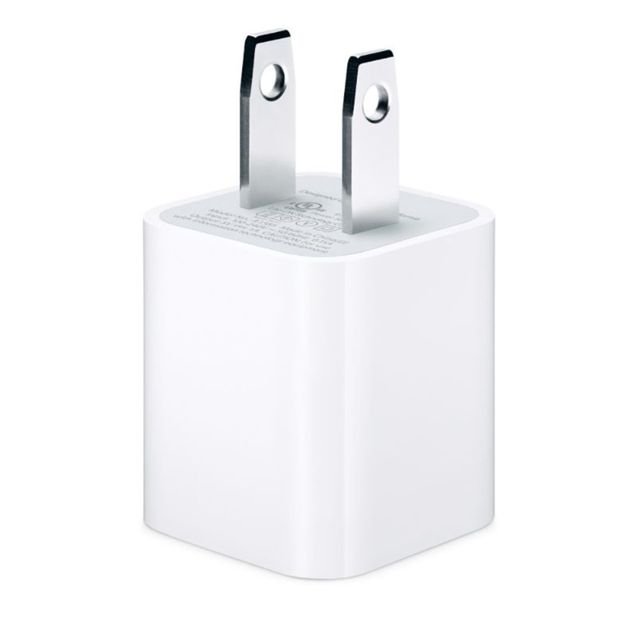 Apple Power Adapter and Lightning Cable Bundle - 1 or 2 Pack