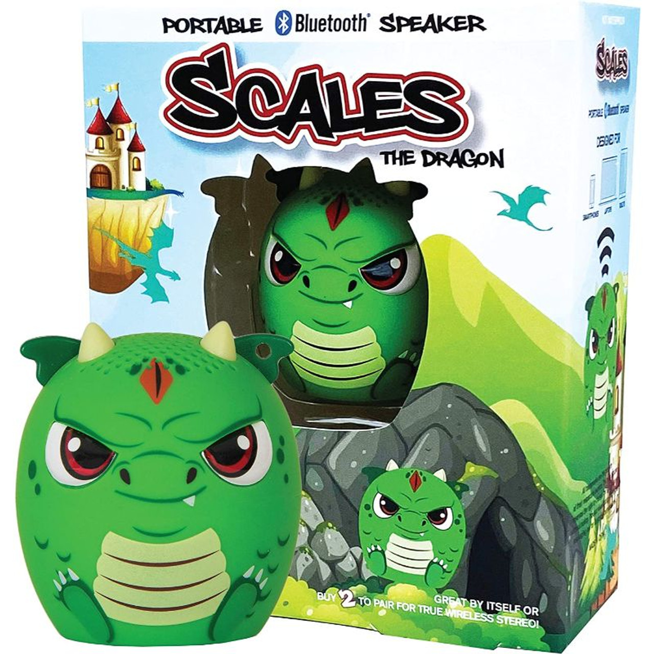 My Audio Pet Mini Bluetooth Animal Wireless Speaker for Kids of All Ages
