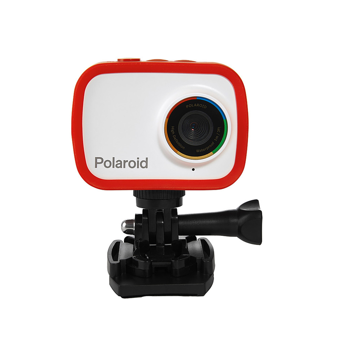 Polaroid Underwater Camera 18mp 4K UHD with LCD Display and USB Rechargeable Digital
