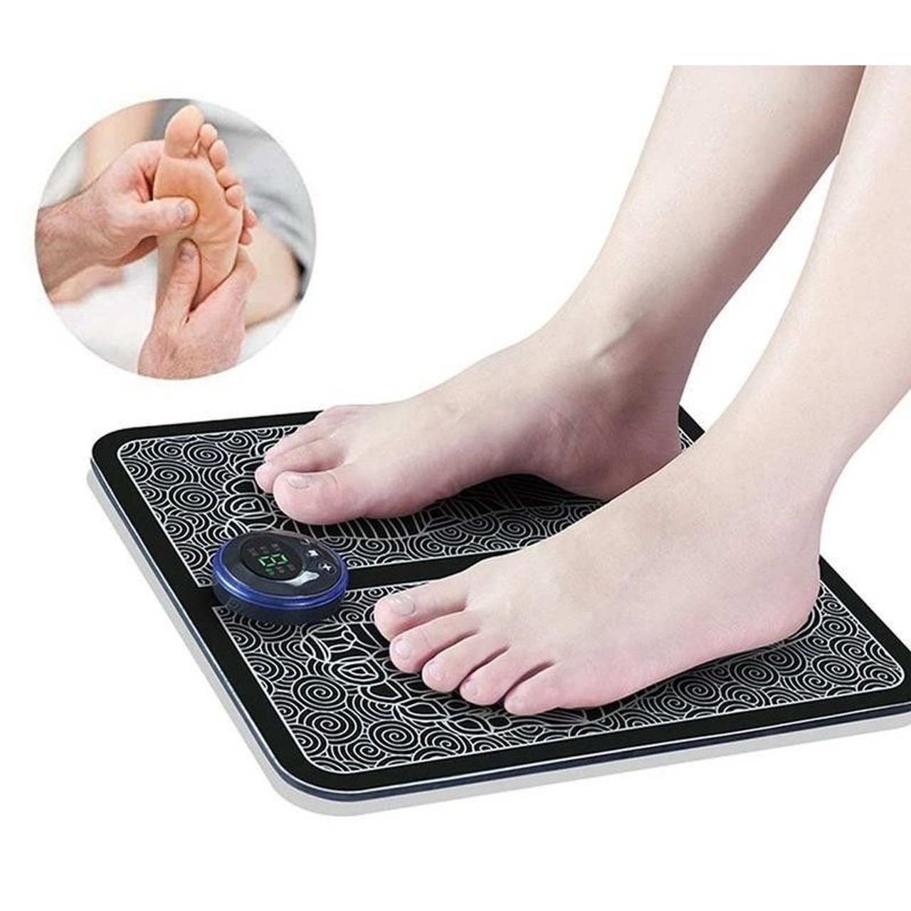 EMS Foot Massager with 9 Settings