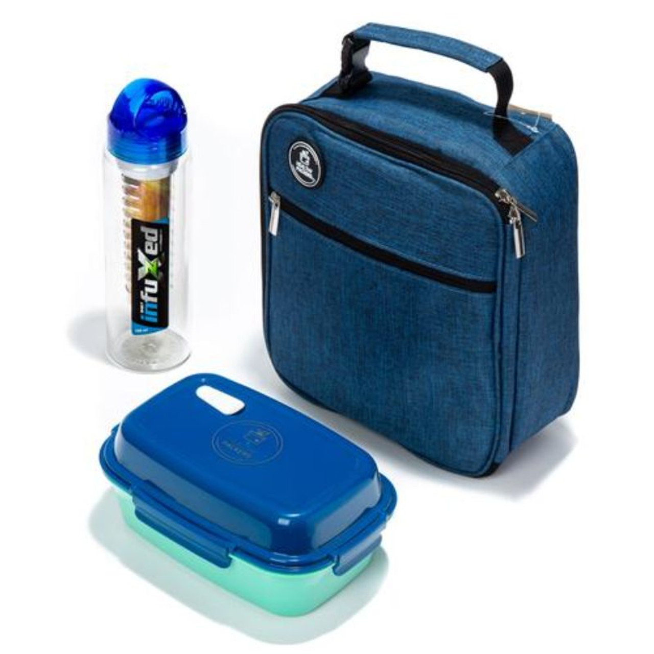Kids Back to School Ready To Go Lunch Box Bundle
