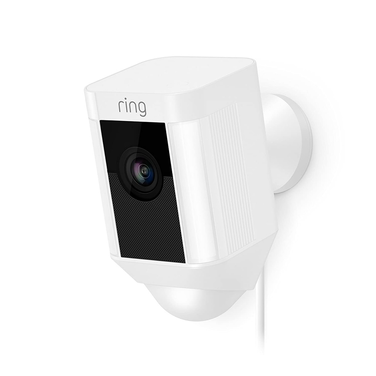 Ring Spotlight Cam Wired HD Security Camera w/ built-in Spotlights (Refurbished)