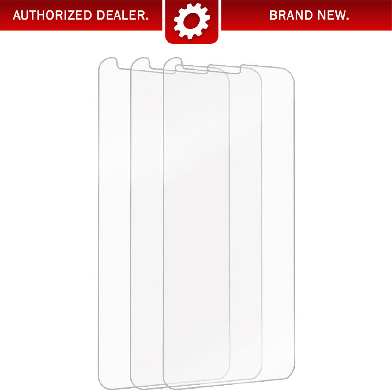 Deco Gear Tempered Glass for LGSTYLO4