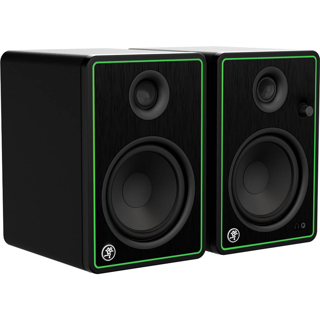 Mackie CR5-XBT - 5 Creative Reference Multimedia Studio Monitors with Bluetooth