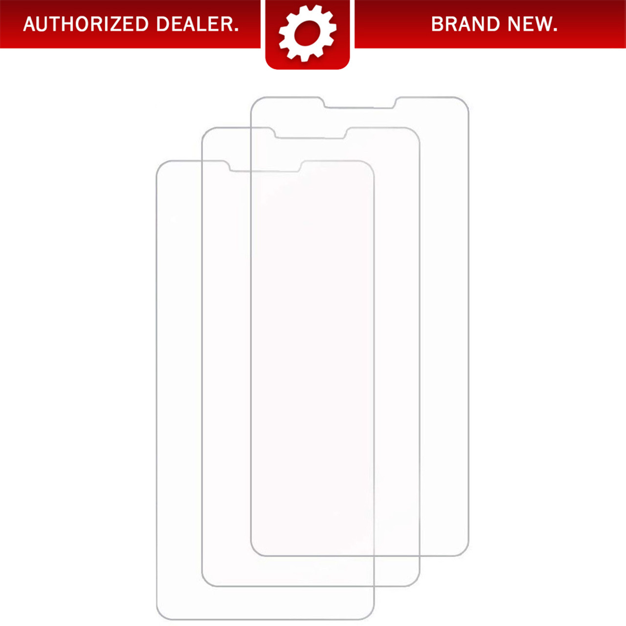 Deco Gear Tempered Glass for LGG7