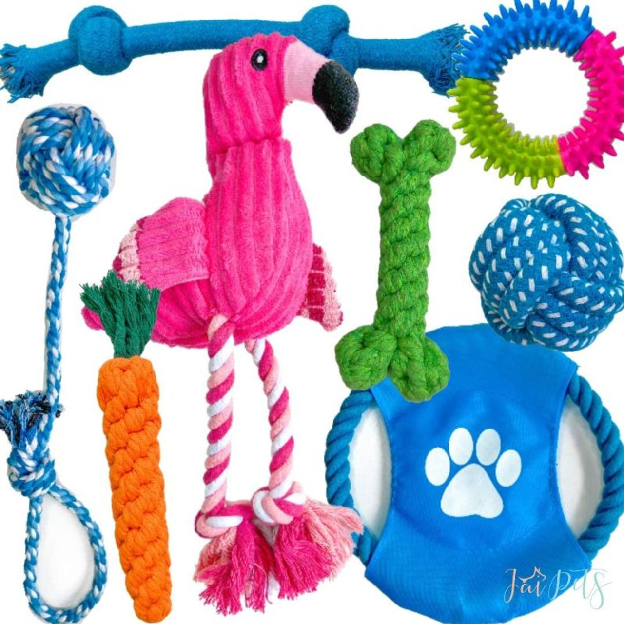Dog Teething Toys for Puppies