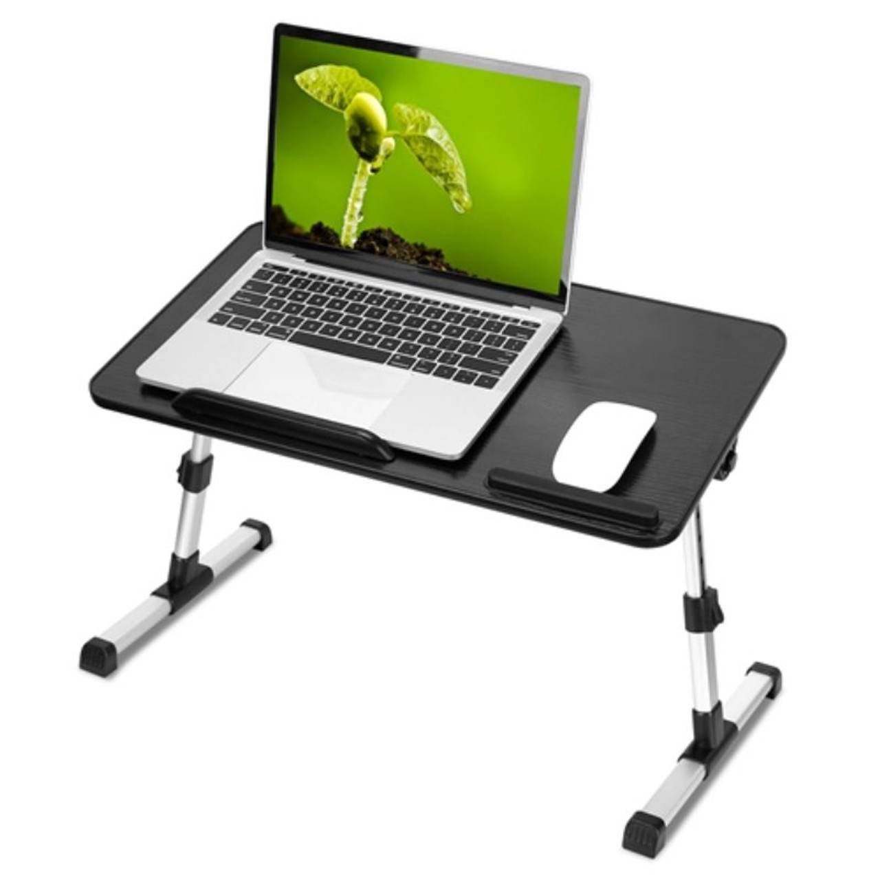 Foldable Height and Angle Adjustable Laptop or Bed Stand