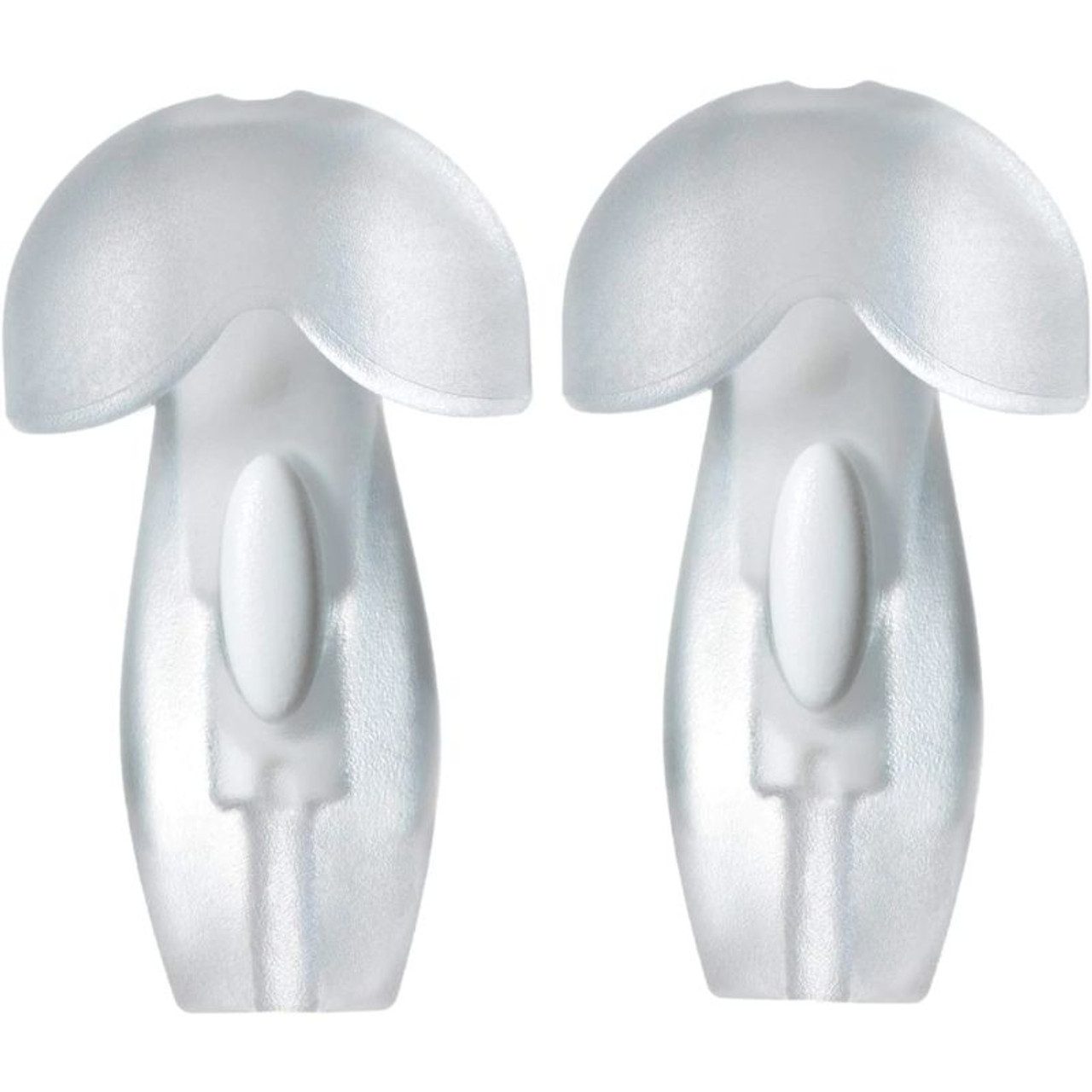 Happy Ears Reusable Natural Sound Ear Plugs - Version 2.0