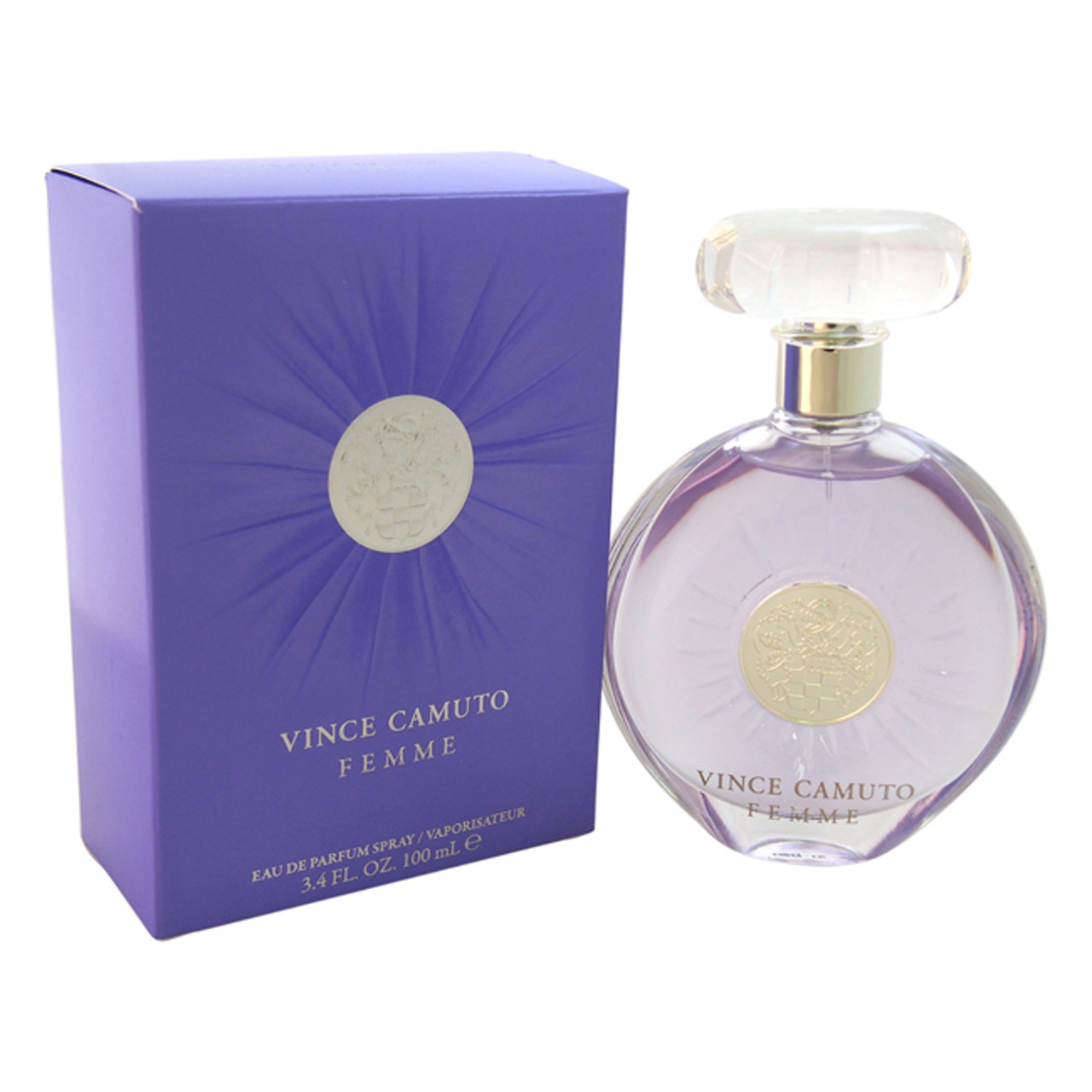 Vince Camuto Femme by Vince Camuto for Women - 3.4 oz EDP Spray