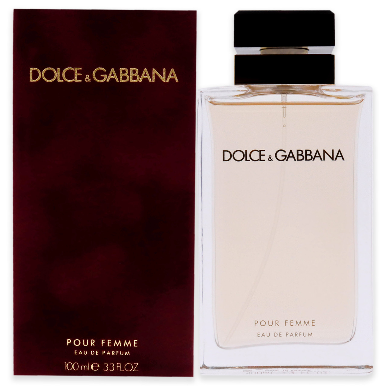 Dolce and Gabbana Pour Femme by Dolce and Gabbana for Women - 3.3 oz EDP Spray