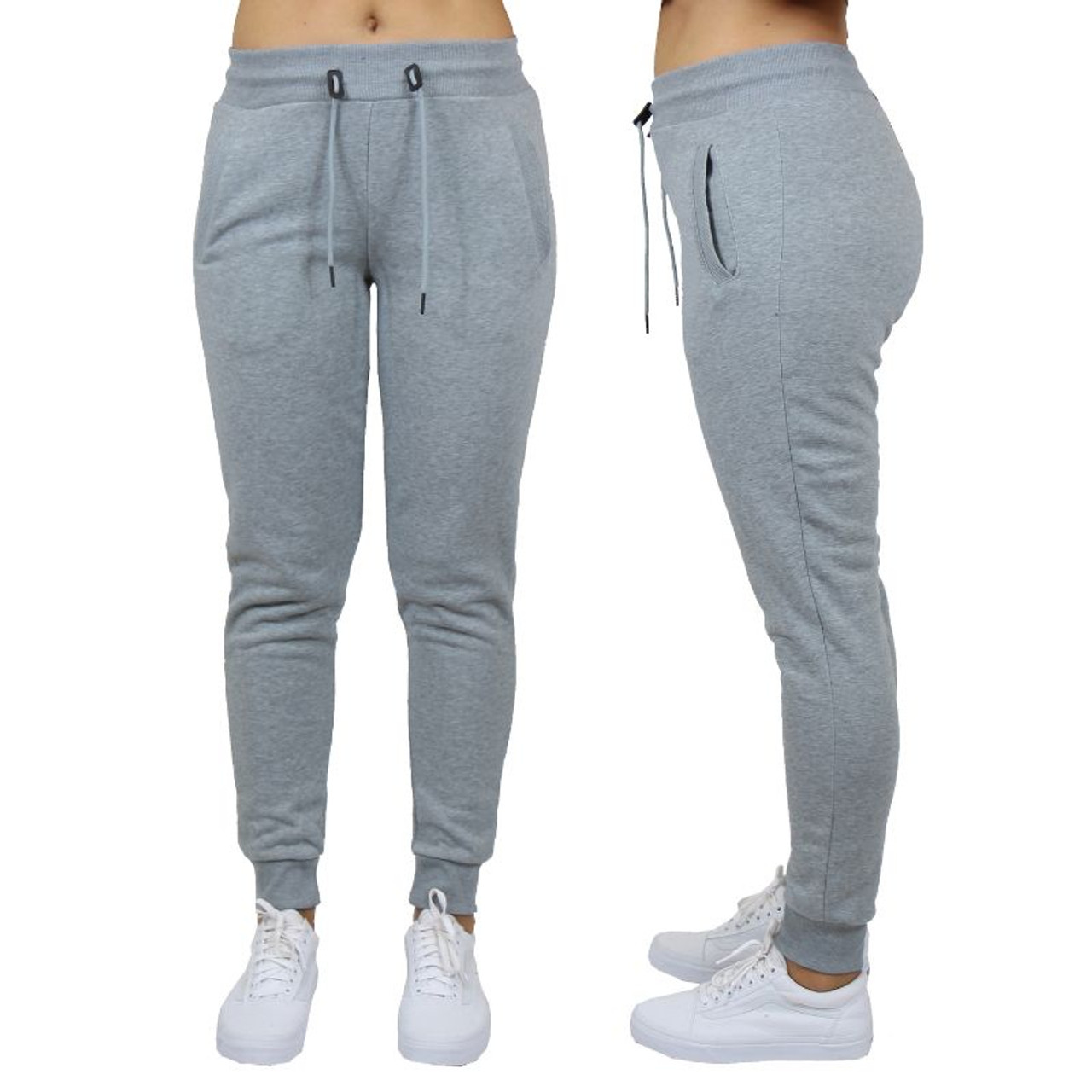 Women's Classic French Terry Jogger Lounge Pants