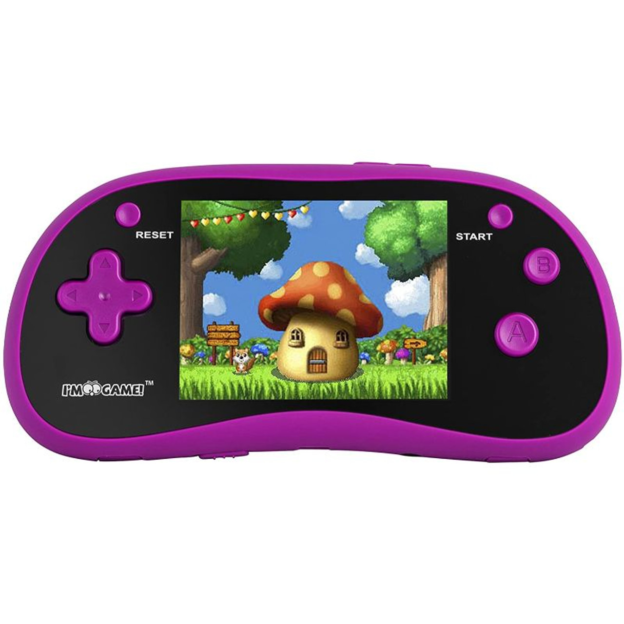 IM-Game Portable Handheld Retro Game Console, with 220 Games and 3 inch Color Display