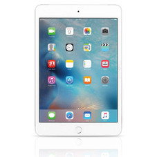 Apple iPad Mini 4 - w/ Tempered Glass, Case and Charger