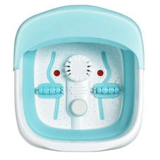 Foot Spa Bath Motorized Massager with Heat Red Light