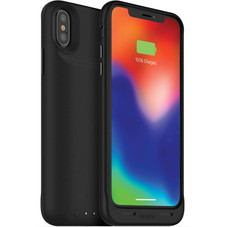 Mophie Juice Pack Qi Wireless Charging Battery Case for Apple iPhone X