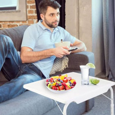 Portable Collapsible TV Tray Table Laptop Table