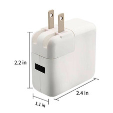 4-Port USB 40W 2.4A Fast Charging Universal Wall Charger
