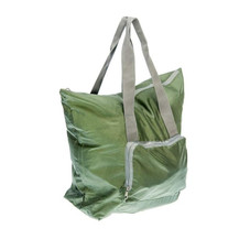 Water Resistant Collapsible Travel Tote Bag
