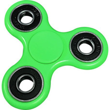 Fidget Spinner Toy-Anxiety & Stress Reliever - 3 Pack