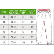Men's Slim-Fit Cotton Stretch Chino Pants - 2 Pack