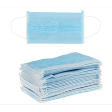 3 Ply Non-woven Disposable Face Mask - 10 Pack