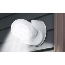 7 LED Motion Activated Light - Cordless Sensor - 1 or 2 Pack