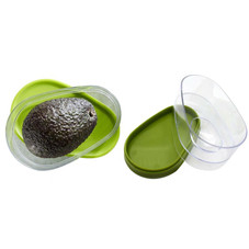 Snap-On Avocado Food Saver Storage Container - 1 or 2 Pack