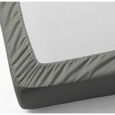 Lux Fitted Brushed Microfiber 1800 Bed Sheet