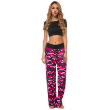 Camouflage and Floral/Camouflage Lounge Pants