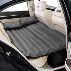 Car Bed Back Seat Inflatable Air Mattress with 2 Air Pillows