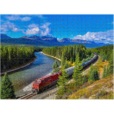 1000 Piece Jigsaw Puzzle for Adults and Teen - Large Morants Curve