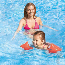 Intex Deluxe Floating Arm Band Swim Trainers - 2 Pack