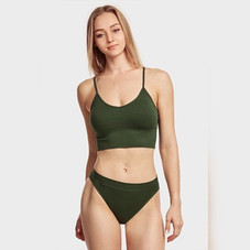 2-Piece Mystery Deal: Women's Seamless Breathable Sports Bra & Panty Sets