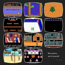 Retro Gaming Console with 600 plus Classic Games