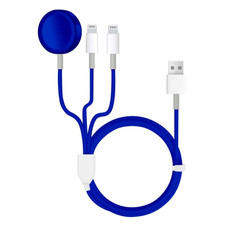 3-in-1 Apple Watch and iPhone Charger