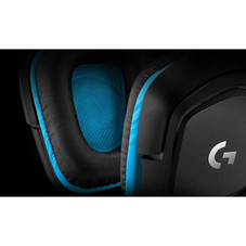 Logitech G432 DTS:X 7.1 Surround Sound Wired PC, PS4, XBOX, PS5 Gaming Headset