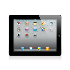 Apple iPad 2 Bundle with Case, Charger, and Tempered Glass Protector