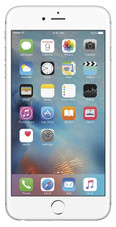Apple iPhone 6s Plus 64GB Unlocked GSM 4G LTE Dual-Core Phone w/ 12MP Camera - Silver (Used)